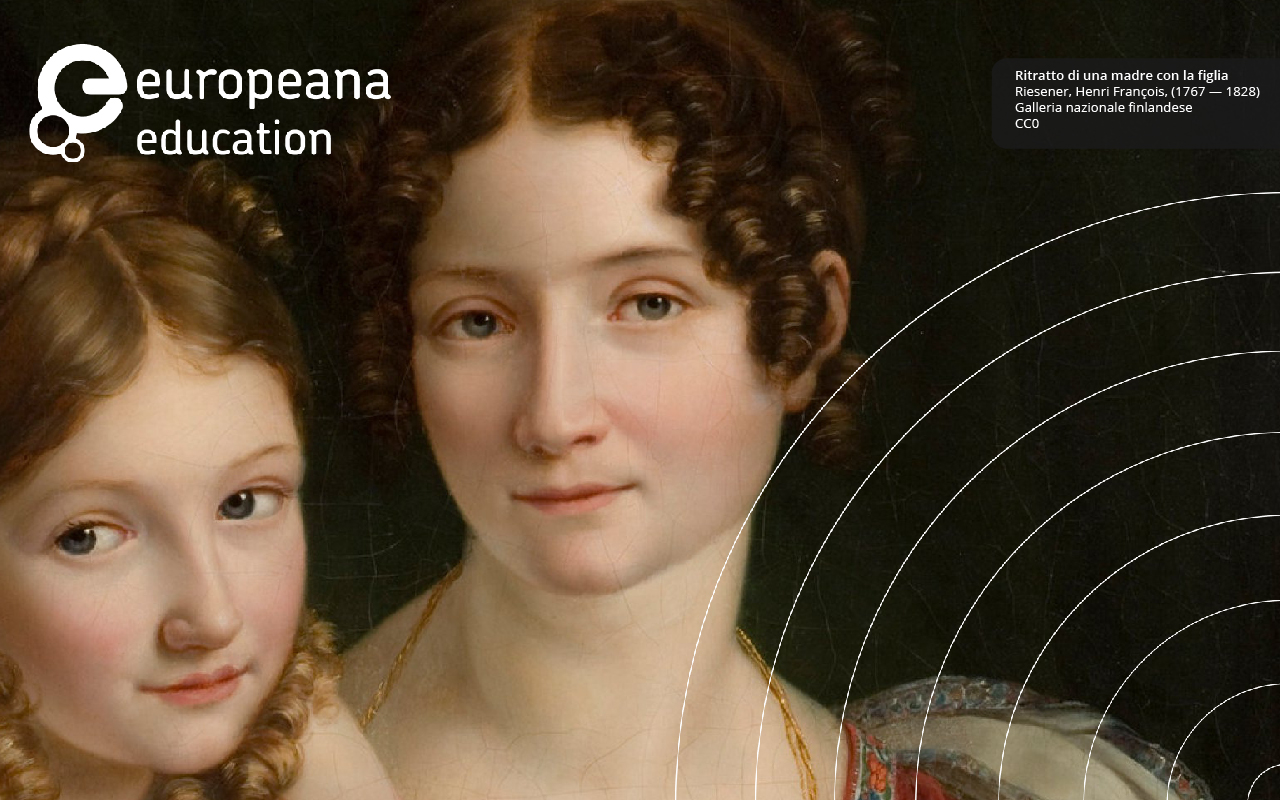 Europeana in classe Culture_IT