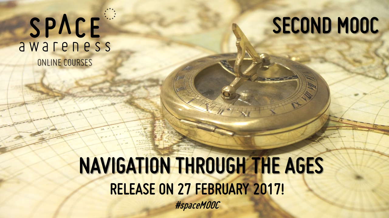 Navigation through the Ages SpaceMOOC2